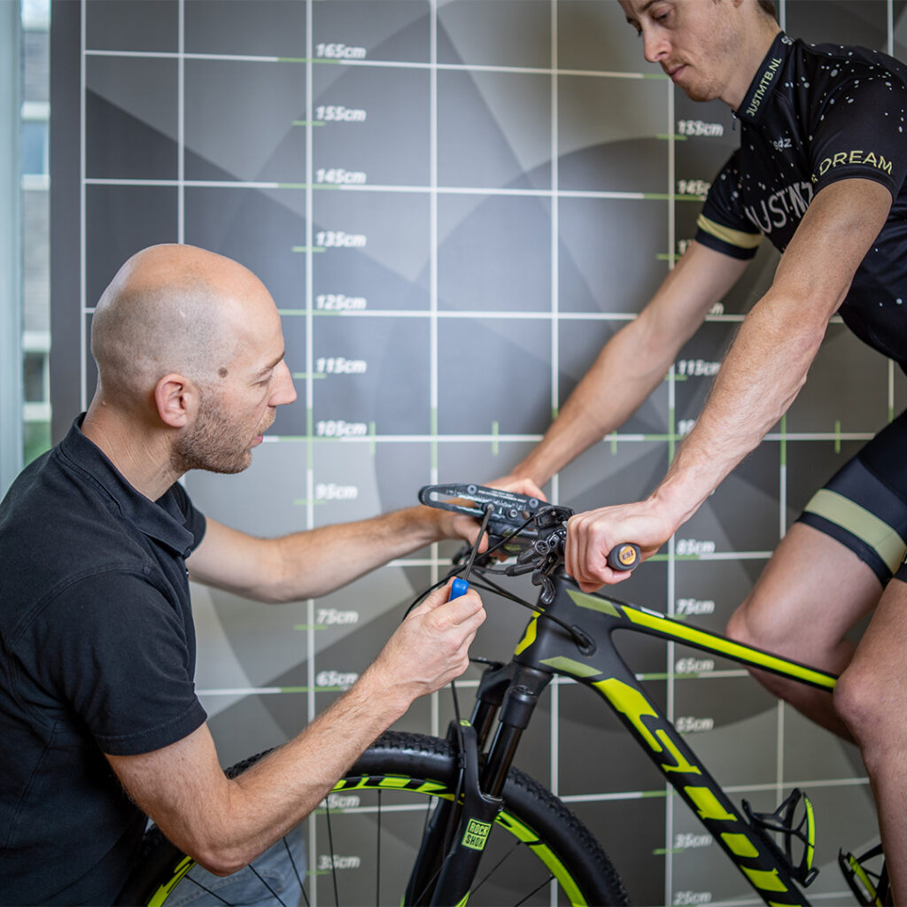 Bikefitting Pro4Mance #fullcyclingconcept Roosendaal